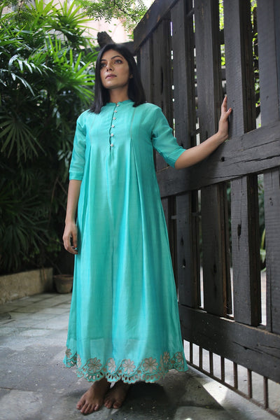ROAM 192903 Chanderi Tunic