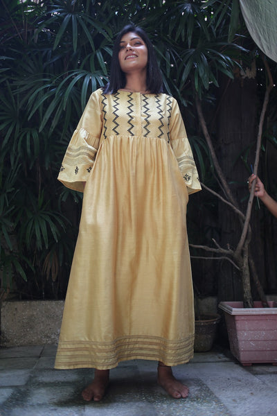 ROAM 192902 Chanderi Tunic