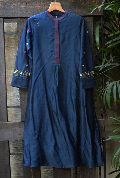 ROAM 200308 Chanderi tunic