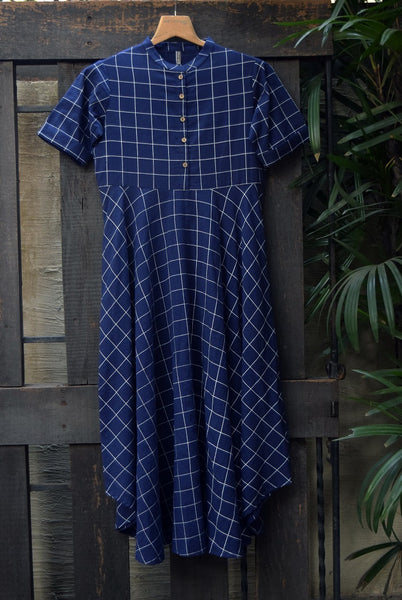 ROAM 190701 Handwoven tunic dress