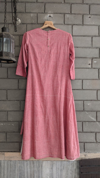 ROAM 194902 Handwoven cotton dress
