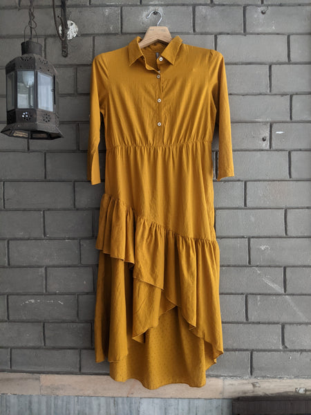 ROAM SOUL 1003 Organic cotton tunic dress