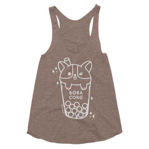Boba Corg Tank - Women's Fit
