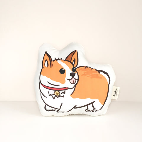 Welsh Corgi Pillow