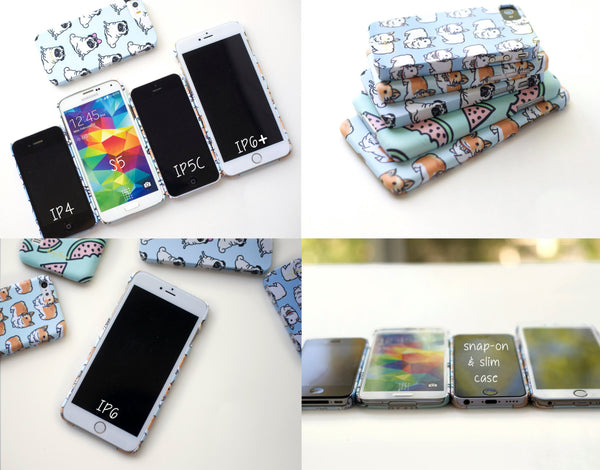 Kiwihen Design - Phone Case