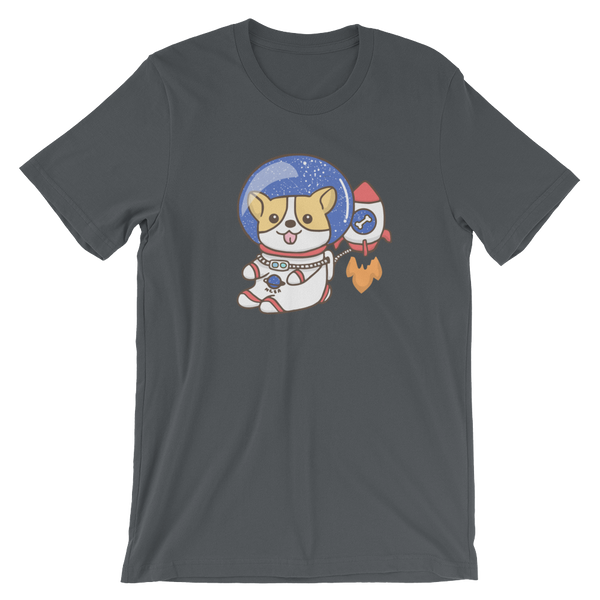 Space corgi Unisex T Shirt