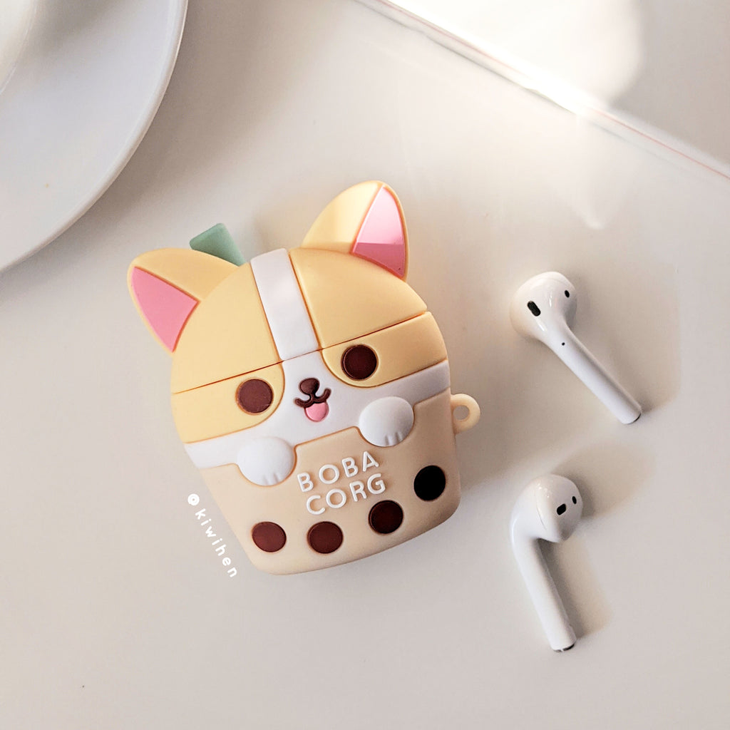 Boba Corg Airpod Case (For Gen. 1 & 2 Airpods)