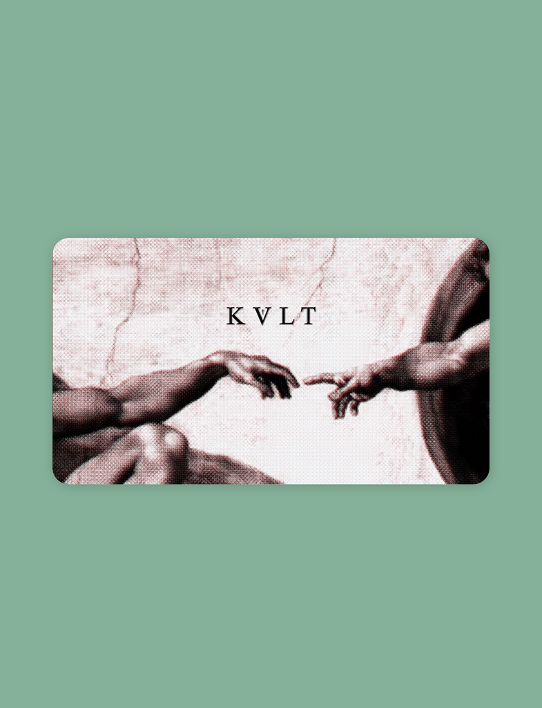 KULT Gift Card | £5, £10, £15, £25, £50, £100, £150 & £200 available