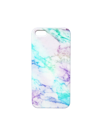 RAINBOW MARBLE Phone Case by KULT