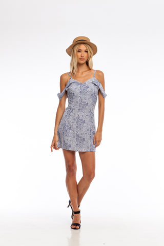Budd Dress (short) - One Fleur Womens Online Boutique