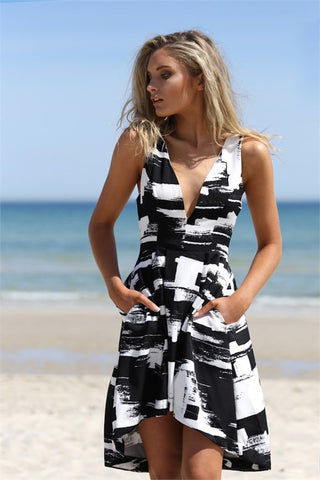 Evolution Dress - One Fleur Womens Online Boutique
