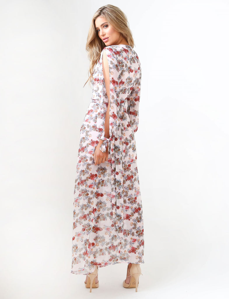PARIS MAXI DRESS - One Fleur Womens Online Boutique
