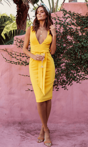 Scarlett Dress Mango