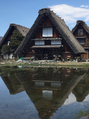 Shirakawago – World Heritage of Japanese Style Village