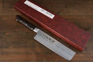 What kind of material is best Japanese Knife for acidic vegetables?
