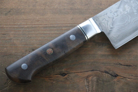 Very cool custom handles for Japanese Chef Knives - Japanny - Best