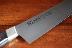 Misono UX10 Stainless steel Sujihiki Slicer  (Japanese Chef's knife) -240mm