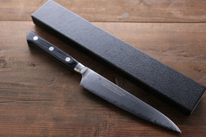 Sakai Takayuki Molybdenum Steel 63 Layer Damascus Petty Utility Japanese Chef Knife-150mm