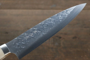 Takeshi Saji SRS13 Hammered Gyuto Japanese Chef Knife 210mm with Deer Horn Handle