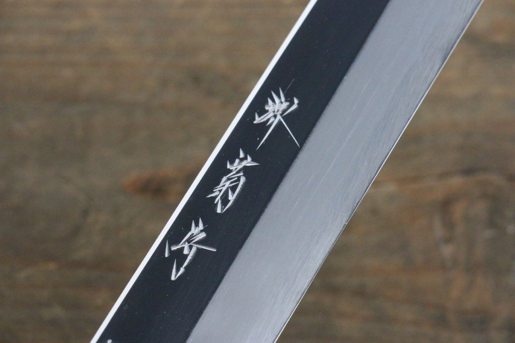 Kikumori VG10 Mirrored Finish Kiritsuke Yanagiba Japanese Chef Knife 270mm