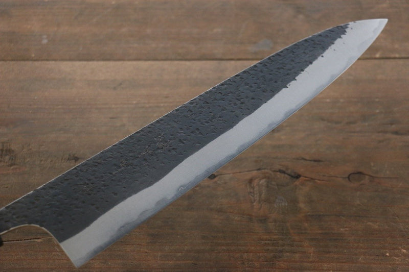 Yu Kurosaki Blue Super Clad Kurouchi Gyuto Japanese Chef Knife 270mm - Japanny - Best Japanese Knife