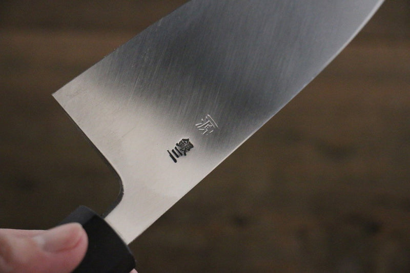 Shigeki Tanaka Silver Steel No.3 Deba Japanese Chef Knife 150mm - Japanny - Best Japanese Knife