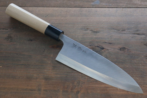 Sukenari Hongasumi White Steel No.2 Deba Knife