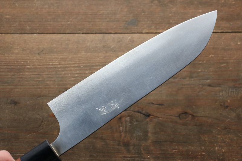 Seisuke R2/SG2 santoku Japanese Knife 180mm with Jura Handle - Japanny - Best Japanese Knife