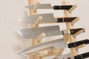 Knife rack for 6 knives