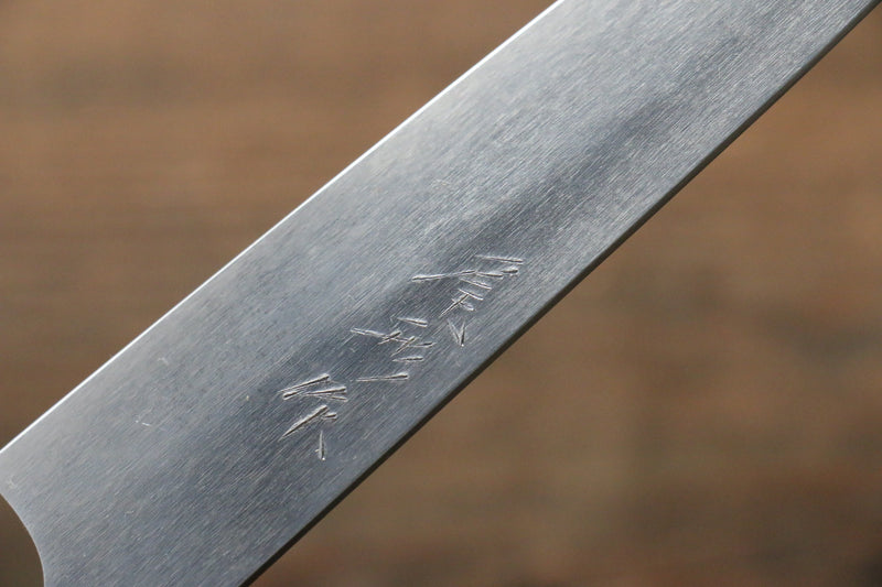 Ogata VG10 Damascus Petty-Utility Japanese Knife 150mm with Shitan Handle - Japanny - Best Japanese Knife