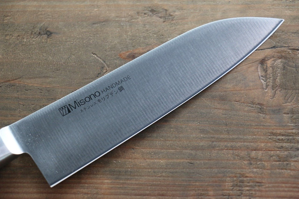 Misono Molybdenum  Santoku All-Purpose Japanese Chef Knife 160mm