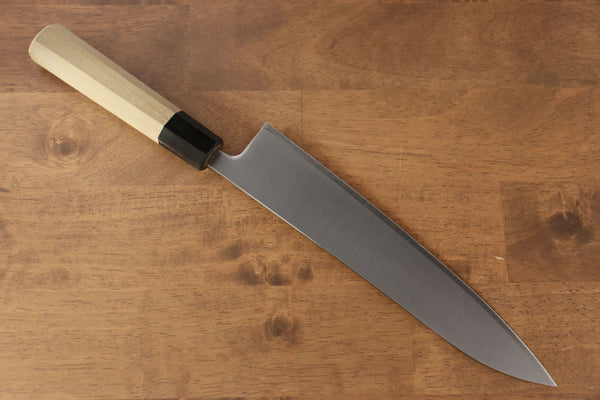 Tojiro White Steel Black Finished Gyuto Japanese Chef Knife 240mm