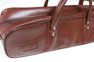 New Cutlery Boston Bag (Brown)