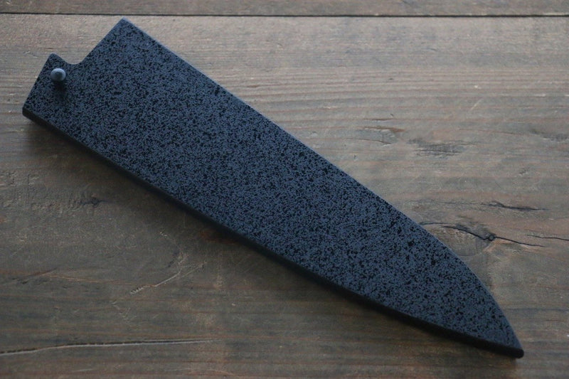 SandPattern Saya Sheath for Gyuto Chef's Knife with Plywood Pin-180mm - Japanny - Best Japanese Knife