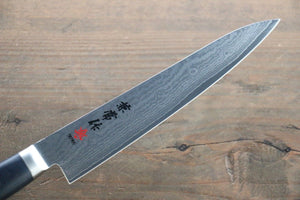 Kanetsune VG10 33 Layer Damascus Petty Japanese Chef Knife 150mm with Plastic handle