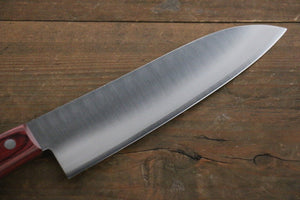 Kanetsune VG2 Gyuto Japanese Chef Knife 180mm Pakka wood Handle