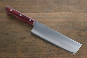 Kanetsune VG2 Nakiri Japanese Chef Knife 165mm