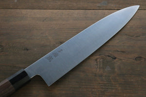 Sukenari R2/SG2 3 Layer Gyuto Japanese Knife 240mm with Shitan Handle
