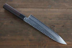 Seisuke AUS-10 45 Layer Damascus Japanese Gyuto Chef Knife, 180mm