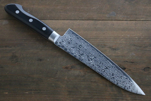 Sakai Takayuki AUS10 45 Layer Mirrored Finish Damascus Gyuto Japanese Knife 180mm - Japanny - Best Japanese Knife