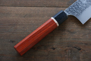 Yu Kurosaki R2/SG2 Hammered Gyuto Japanese Chef Knife 240mm with Padoauk handle