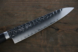 Seisuke VG1 Hammered Petty-Utility Japanese Chef Knife 135mm