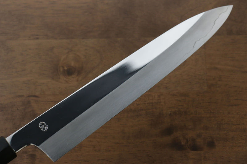 Choyo Silver Steel No.3 Mirrored Finish Gyuto Japanese Knife 270mm Magnolia Handle - Japanny - Best Japanese Knife