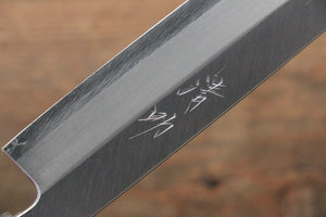Seisuke [Left Handed] Molybdenum Kasumitogi Yanagiba Japanese Knife 270mm