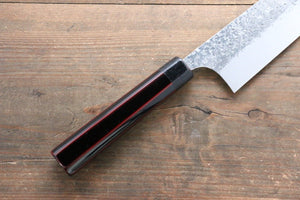 Yu Kurosaki Shizuku R2/SG2 Hammered Gyuto Japanese Knife 240mm with Lacquered Handle with Saya (Dragon)