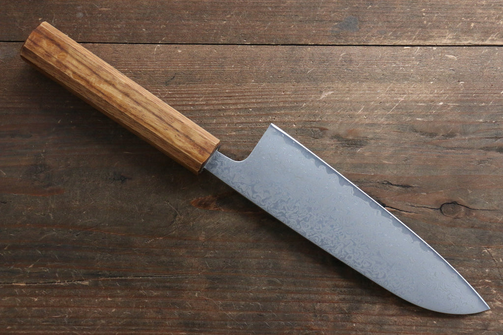 Yoshimi Kato Silver Steel No.3 Hammered Sujihiki Japanese Chef Knife 270mm with Wenge Handle