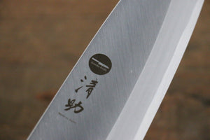 Seisuke Kasumi White Steel  Deba Japanese Chef Knife 180mm