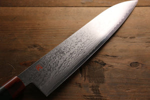 Iseya VG10 33 Layer Damascus Japanese, Gyuto, Petty & Sushi Knife Set