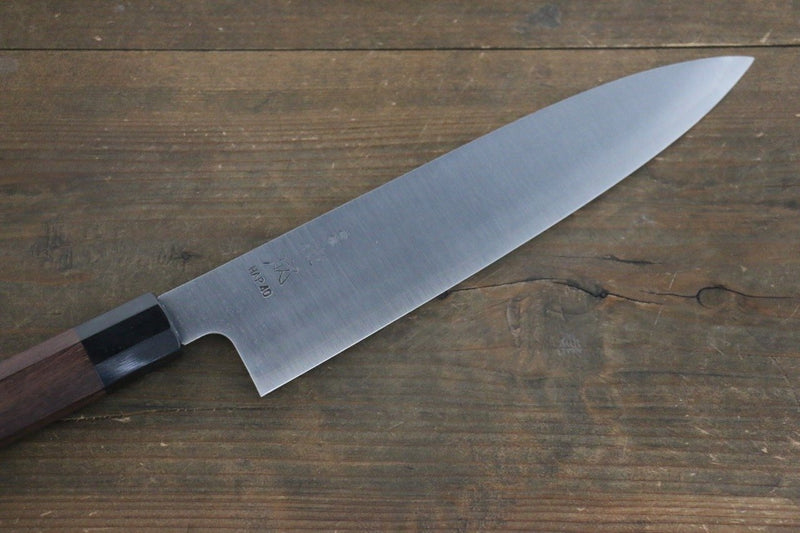 Sukenari HAP40 3 Layer Gyuto Japanese Knife 240mm Shitan Handle - Japanny - Best Japanese Knife