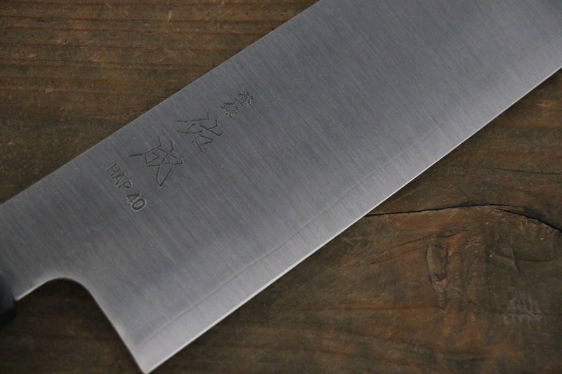 Sukenari HAP40 3 Layer Gyuto Japanese Knife 270mm Shitan Handle - Japanny - Best Japanese Knife